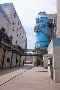 綦江安稳电厂脱硫改造工程