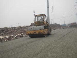 平场片区A路道路及配套工程